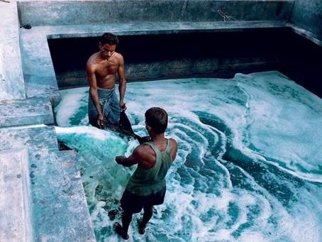 Teinturerie Bangladesh